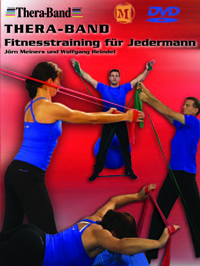DVD Thera-Band - Fitnesstraining für Jedermann