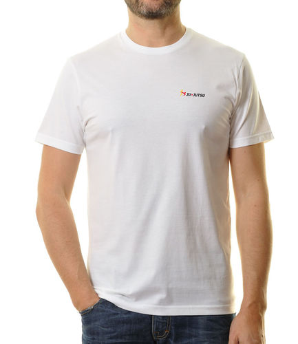 Basic T-Shirt weiß