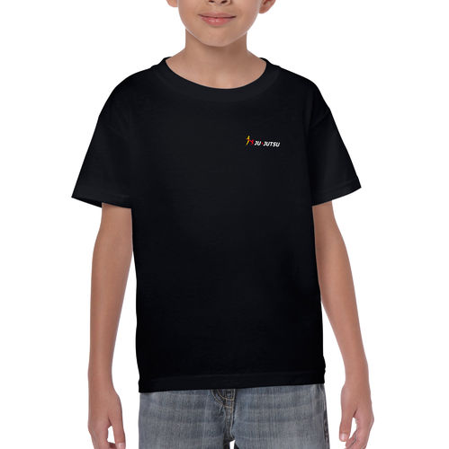 Basic T-Shirt Kids schwarz